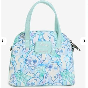 Loungefly Disney Lilo and stitch satchel mini bag